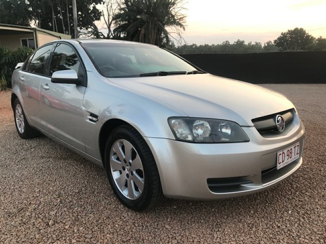 Used Holden Commodore VE V, 2006 Holden Commodore VE V Silver 4 Speed Automatic Sedan