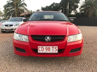 2006 Holden Commodore VZ MY06 Executive Red 4 Speed Automatic Sedan