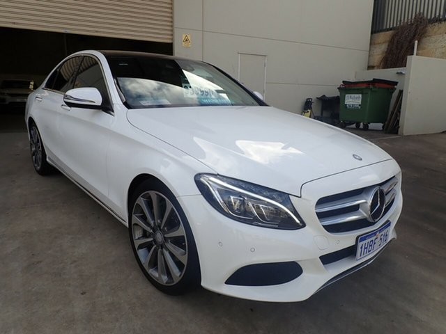 Used Mercedes-Benz CLA-Class C117 807MY CLA250 DCT 4MATIC Sport, 2016 Mercedes-Benz CLA-Class C117 807MY CLA250 DCT 4MATIC Sport White 7 Speed