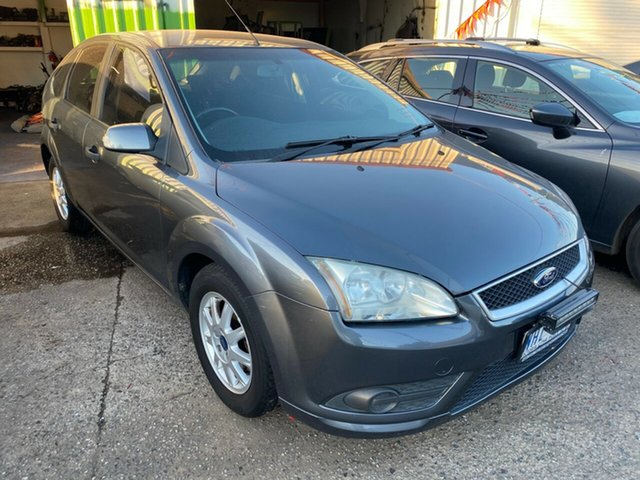 Used Ford Focus LT 08 Upgrade LX Hoppers Crossing, 2008 Ford Focus LT 08 Upgrade LX Grey 5 Speed Manual Hatchback