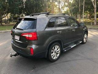 2014 Kia Sorento XM MY14 SLi (4x2) Grey 6 Speed Automatic Wagon.