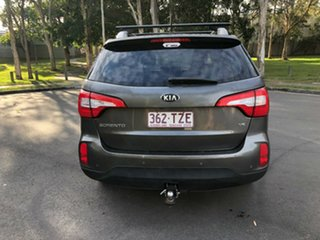 2014 Kia Sorento XM MY14 SLi (4x2) Grey 6 Speed Automatic Wagon