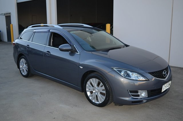 Used Mazda 6 GH MY09 Diesel, 2009 Mazda 6 GH MY09 Diesel 6 Speed Manual Wagon