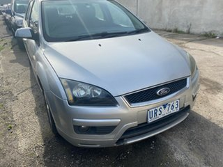 2007 Ford Focus LS Zetec Silver 4 Speed Automatic Hatchback.