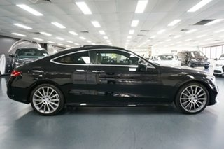 2016 Mercedes-Benz C-Class C205 C250 d 9G-Tronic Obsidian Black 9 Speed Sports Automatic Coupe