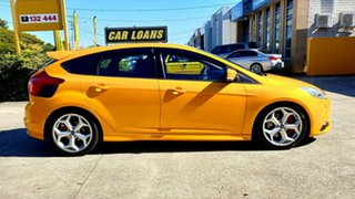 2012 Ford Focus LW MkII ST Tangerine Scream 6 Speed Manual Hatchback