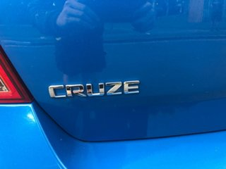 2013 Holden Cruze CDJH MY13 Blue Manual Hatchback