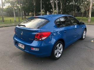 2013 Holden Cruze CDJH MY13 Blue Manual Hatchback.