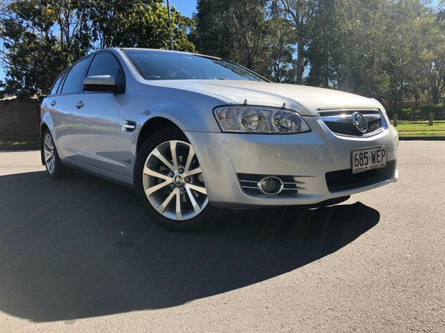 Used Holden Commodore VE II MY12 Equipe, 2012 Holden Commodore VE II MY12 Equipe Silver 6 Speed Automatic Sportswagon