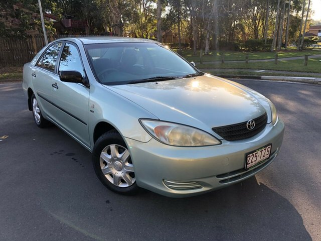 Used Toyota Camry ACV36R Altise, 2002 Toyota Camry ACV36R Altise Silver 4 Speed Automatic Sedan