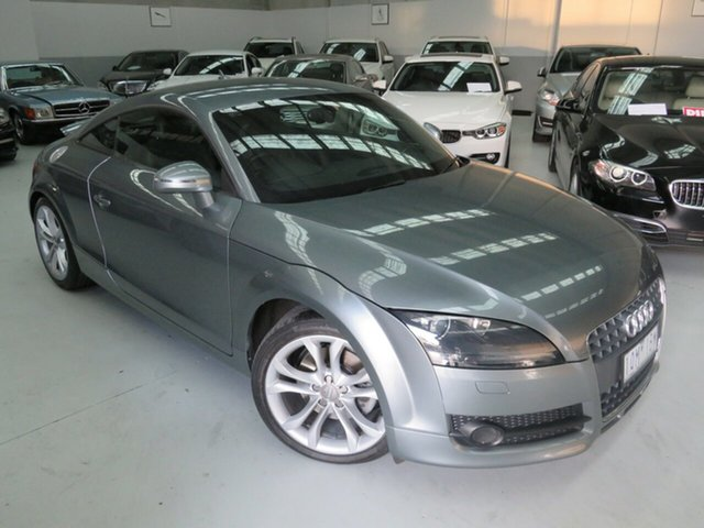 Used Audi TT 8J MY09 S Tronic, 2009 Audi TT 8J MY09 S Tronic Quartz 6 Speed Sports Automatic Dual Clutch Coupe