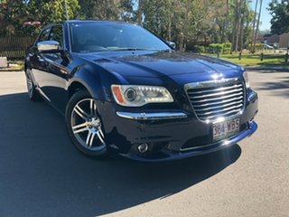 2013 Chrysler 300 MY12 C Luxury Blue 8 Speed Automatic Sedan.