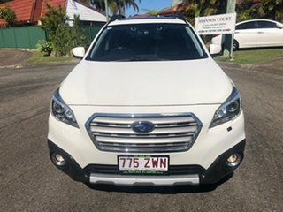 2016 Subaru Outback MY15 2.0D Premium AWD White Continuous Variable Wagon
