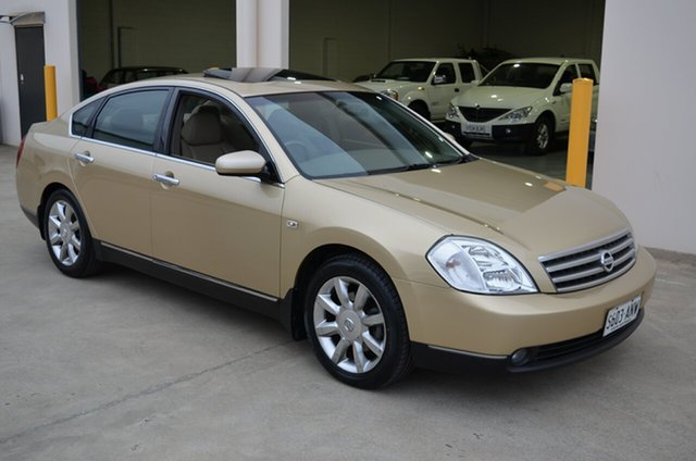 Used Nissan Maxima J31 TI-L, 2005 Nissan Maxima J31 TI-L Gold 4 Speed Automatic Sedan
