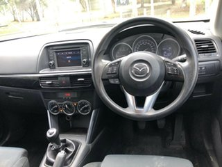 2012 Mazda CX-5 Maxx (4x2) Grey 6 Speed Manual Wagon