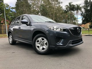2012 Mazda CX-5 Maxx (4x2) Grey 6 Speed Manual Wagon.