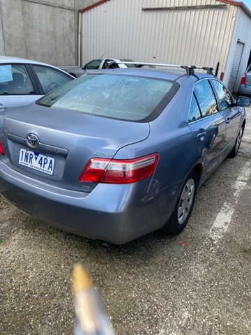 Used Toyota Camry ACV40R 07 Upgrade Altise Hoppers Crossing, 2007 Toyota Camry ACV40R 07 Upgrade Altise 5 Speed Manual Sedan