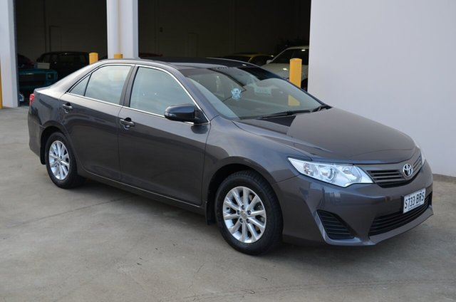 Used Toyota Camry ASV50R MY15 Altise, 2015 Toyota Camry ASV50R MY15 Altise Grey 6 Speed Automatic Sedan
