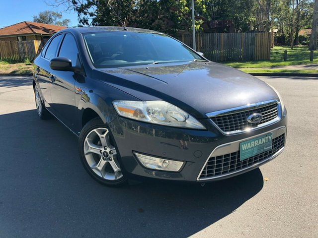 Used Ford Mondeo Underwood, 2009 Ford Mondeo Black Sedan