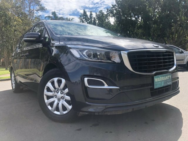 Used Kia Carnival YP MY18 S Underwood, 2018 Kia Carnival YP MY18 S Grey 6 Speed Automatic Wagon