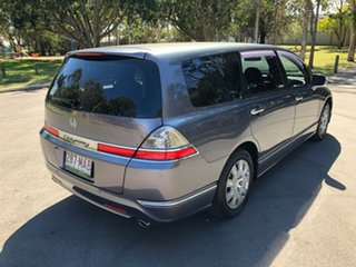 2008 Honda Odyssey 20 MY06 Upgrade Silver 5 Speed Sequential Auto Wagon.