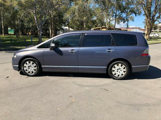 2008 Honda Odyssey 20 MY06 Upgrade Silver 5 Speed Sequential Auto Wagon