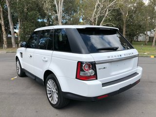2012 Land Rover Range Rover MY12 Sport 3.0 SDV6 White 6 Speed Automatic Wagon