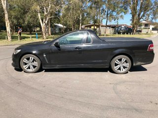 2014 Holden Ute VF SV6 Black 6 Speed Manual Utility