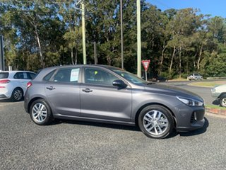 2018 Hyundai i30 ACTIVE AUTO Grey 6 Speed Automatic Hatchback