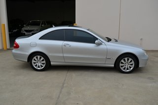 2007 Mercedes-Benz CLK200K C209 MY06 Elegance Silver 5 Speed Auto Touchshift Coupe