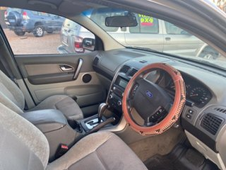 2004 Ford Territory SX TX 4 Speed Sports Automatic Wagon