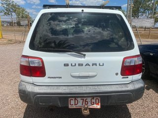 2001 Subaru Forester 79V MY01 GX AWD 5 Speed Manual Wagon