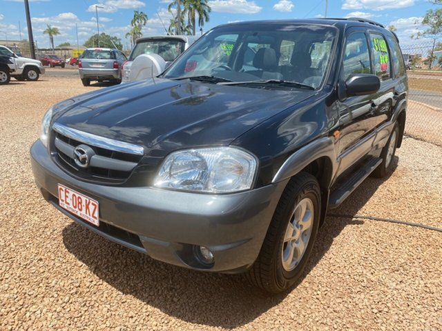 Used Mazda Tribute MY2003 Limited, 2003 Mazda Tribute MY2003 Limited 4 Speed Automatic Wagon
