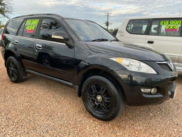 Used Great Wall X200 K2 MY12 , 2012 Great Wall X200 K2 MY12 6 Speed Manual Wagon