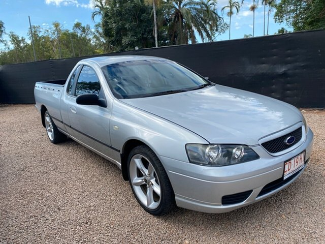 Used Ford Falcon BF XL Ute Super Cab, 2006 Ford Falcon BF XL Ute Super Cab 4 Speed Sports Automatic Utility