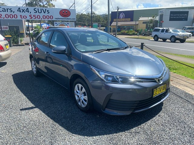 Used Toyota Corolla  , 2019 Toyota Corolla Grey 6 Speed Automatic Sedan
