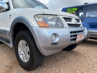 2005 Mitsubishi Pajero NP MY06 GLS 5 Speed Sports Automatic Wagon