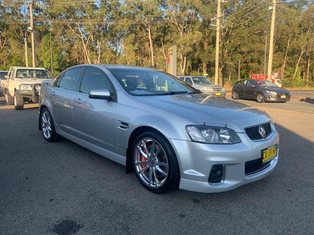Used Holden Commodore VE II , 2011 Holden Commodore VE II SS V REDLINE 6.0I AUTO Silver 6 Speed 6 SP Semi Auto Sedan