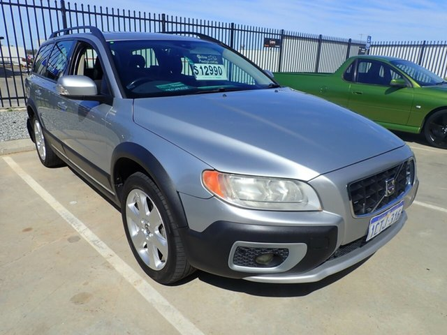 Used Volvo XC70 BZ MY09 D5 LE, 2008 Volvo XC70 BZ MY09 D5 LE Grey Metallic 6 Speed Sports Automatic Wagon