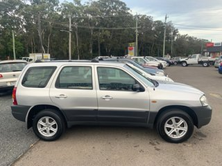 2001 Mazda Tribute ED21 5 speed 2.0 ltr Silver 5 Speed Manual Wagon.