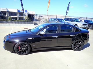 2011 Alfa Romeo 159 MY09 JTD Ti Black Magic 6 Speed Sports Automatic Sedan