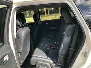 2014 Dodge Journey R/T White Automatic Wagon