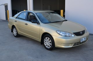 2005 Toyota Camry ACV36R Upgrade Altise Gold 4 Speed Automatic Sedan.