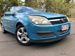 2005 Holden Astra AH CDX Blue 4 Speed Automatic Hatchback.