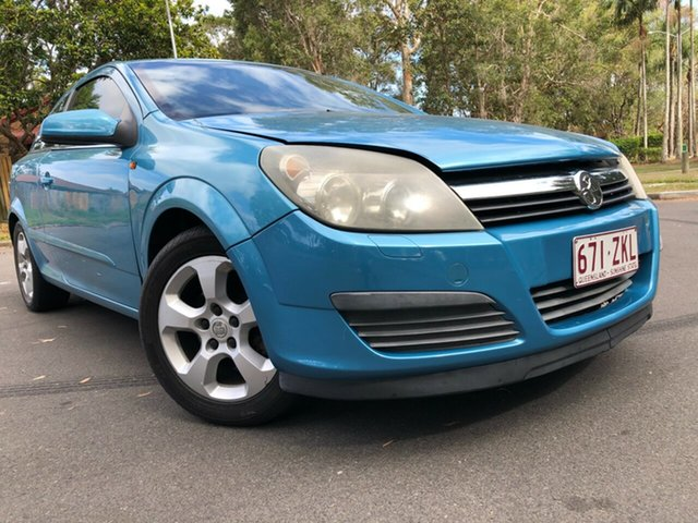 Used Holden Astra AH CDX, 2005 Holden Astra AH CDX Blue 4 Speed Automatic Hatchback