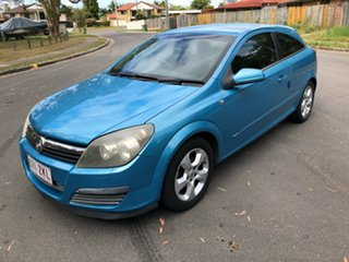 2005 Holden Astra AH CDX Blue 4 Speed Automatic Hatchback