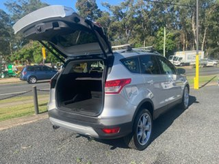 2013 Ford Kuga TF TITANIUM AWD 1.6T Silver 6 Speed Sports Automatic Wagon.