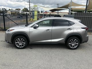 2016 Lexus NX AGZ10R NX200t 2WD Luxury Grey 6 Speed Sports Automatic Wagon