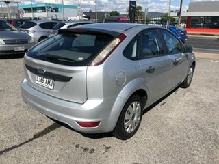 2009 Ford Focus LV CL Silver 4 Speed Sports Automatic Hatchback