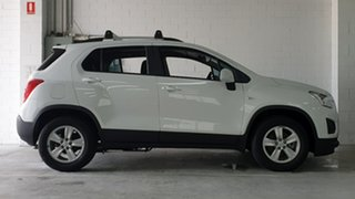 2015 Holden Trax TJ MY15 LS White 5 Speed Manual Wagon.